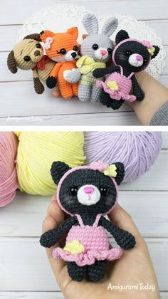 Mesmerizing Crochet an Amigurumi Rabbit Ideas. Lovely Crochet an Amigurumi Rabbit Ideas. Gato Crochet, Crochet Mouse, Crochet Gifts, Crochet Dolls, Crochet Amigurumi Free Patterns, Crochet Animal Patterns, Stuffed Animal Patterns, Quick Crochet, Free Crochet