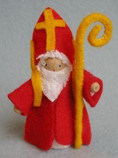 Atelier Pippilotta :: Feestdagen Pakketten :: Sinterklaasje