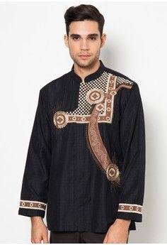 Pria > Baju Muslim > Baju Koko > Abian Koko > Titans