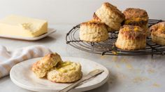Nothing beats the smell of freshly baked scones! This recipe makes wonderfully light and fluffy scones, with a summery flavour update from the orange and coconut. Best served hot from the oven with melted butter.