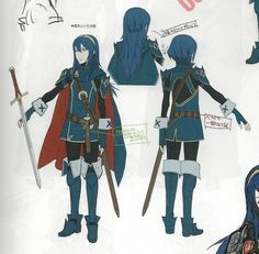lucina reference - Google Search