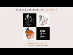 #STREAMING: Watch the livestream for #Samsung's 'Unpacked' 2013 #event here