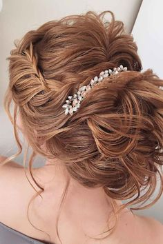 Updo Waterfall Braids Hairstyles ❤ Are you looking for a simple tutorial that can teach you how to do a waterfall braid? Our detailed tutorial is just for you! Master this style fast! #howtodoawaterfallbraid #lovehairstyles #hair #hairstyles #haircuts