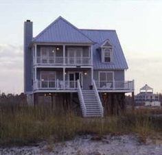 beach house w/ open basement, more in the link