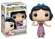 Funko POP! Disney: Snow White and the Seven Dwarfs 3.75 inch Action Figure - Snow White