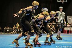 The great thing about roller derby (aside from everything!) is that the same strategies and skills apply to everything and everyone at…