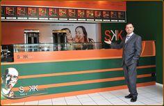 SKK Shock Kebab  halal restaurant - Venice , Italy