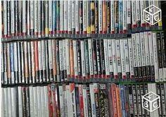 Jeux XBOX PS3 WII PS2 GAMECUBE PS1 MEGADRIVE PSP
