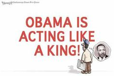15 Humorous Memes and Cartoons on Immigration Reform: Obama Is Acting Like A King!