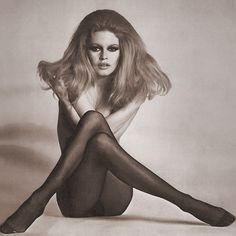 Brigitte Bardot (Muse Magazine, Circa 1960)