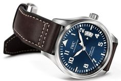 "A Special Edition IWC Pilot's Watch Mark XVII ""Le Petit Prince"" For The Antoine de Saint-Exupéry Youth Foundation"