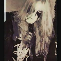 Per Yngve Ohlin Tribute ( Beautiful Soul, Black Metal, Halloween Face Makeup, Hair Styles, Anime, Memories, Band, Instagram, Music