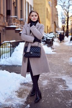 With These 40 Stylish Winter Outfit Ideas Make Your Fashion Hot! - Page 3 of 7 - Trend To Wear