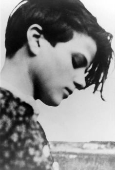 Sophie Scholl, German student and revolutionary during World War II. She was eventually executed, along with her brother and their friend. Truly incredible bravery.