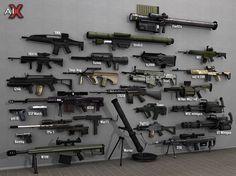 battlefield 3 weapons   Battlefield 3 bronie, weapons gry battlefield3