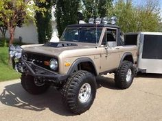 102 best bronco build images cars, classic bronco, early bronco1970 ford bronco suv 351 w v 8
