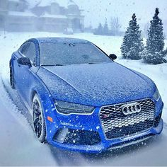 Frosty RS7