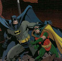 Batman & Robin - Graham Nolan