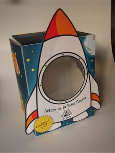 Blog Paper Toy papertoy Stars Finder Arturo pic box Mission Paper Toy avec Stars Finder