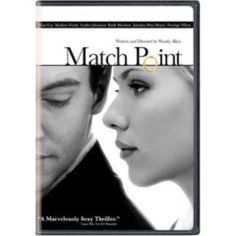 Match Point - And so Woody Allen picks up his camera and moves the location of his latest film across the channel to London. Match Point becomes one of his finer efforts of recent times. Jonathan Rhys Meyers leads the cast as Chris Match Point, Jonathan Rhys Meyers, Woody Allen, Movies And Series, Movies And Tv Shows, Tv Series Online, Movies Online, Love Movie, Movie Tv