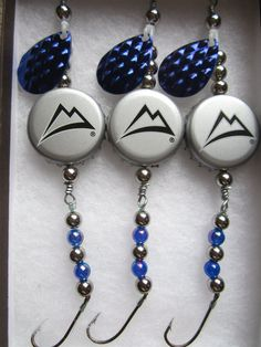 Fishing Lures Gifts for Men  Coors Light Beer by AudaciousApproach, $15.00