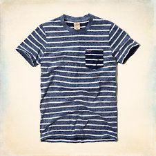 Dudes Short Sleeve T-Shirts & Henleys | HollisterCo.com