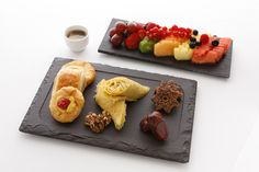 #Welsh #Slate from Slateware transforms any #Dining or #Snacking experience!
