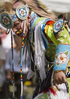 Cherokee dancer, my brother was an Cherokee Chief in his time here on earth and he could really throw down on the dance!