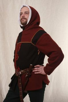 Doublet and hood