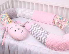 sleeping bag - baby sleep sack - cocoon sack - baby sleeping bag - sleeping bags for kids Baby Crib Bumpers, Baby Bumper, Baby Girl Crib Bedding, Girl Cribs, Baby Girl Nursery Decor, Baby Cribs, Baby Decor, Cot Bumper Sets, Grey Crib