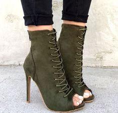 14ea5933a51 26 magnifiques chaussures pour Femme tendance été 2018 Bottines Femme