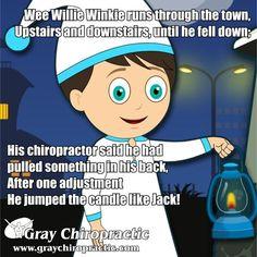 Wee Willie Winky!