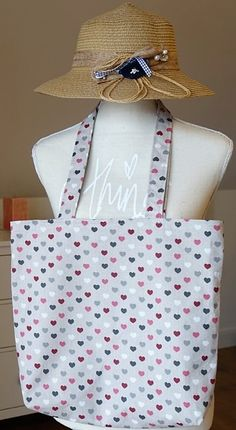 Taška s podšívkou Handmade, Fashion, Hand Made, Moda, La Mode, Craft, Fasion, Fashion Models, Trendy Fashion