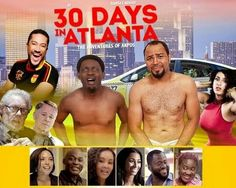 "geophilworld: Watch Full Movie ""30 Days In Atlanta"" (Starring Ay..."