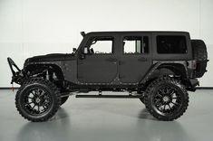 2014 Jeep Wrangler Unlimited Full Metal Jacket FMJ Dallas, Texas | Starwood Motors