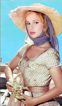 Innocent Girl, Girl Next Door, Go Outside, Panama Hat, Actors & Actresses, Greek, Cinema, Culture, Stars
