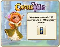 Zynga offers Castleville Incentive Rewards to new players as incentive to play more. These Bonus Rewards including Energy, Hyper Craft, Exploration...