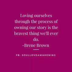 It's Self Love Sunday! Brene Brown, Awakening, Self Love, Sunday, Life, Self Esteem, Domingo