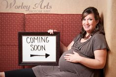Coming soon baby bump pictures