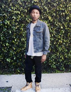pharrell wearing new balance 574