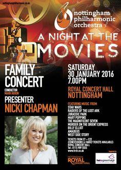 January 2016 - Family Concert