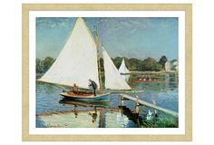 Claude Monet Seascape on OneKingsLane.com