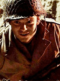 Bucky was so adorable in this scene. I hate that it was deleted from the movie
