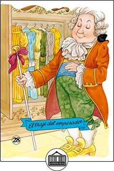 El traje del emperador (Troquelados clásicos) de Hans Christian Andersen ✿ Libros infantiles y juveniles - (De 3 a 6 años) ✿