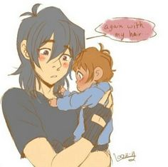 2/2 omg Lance turns I to a baby and bonds with Keith cute!