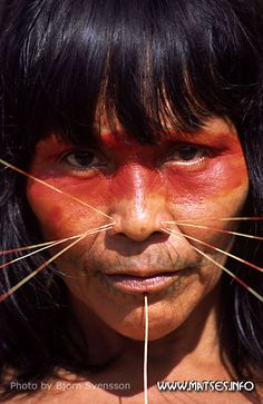 Older Matses women are much respected and valued in Matsés society for their knowledge and wisdom