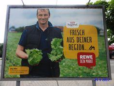 1179. - Plakat in Stockach. / 25.05.2017./