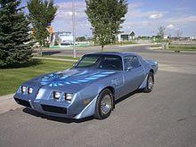 Pontiac Firebird Wikipedia The Free Encyclopedia