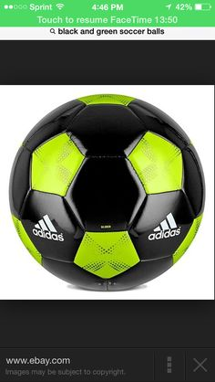 Ball I want for my messi cleats
