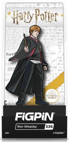 Ron Weasley FIGPin 536